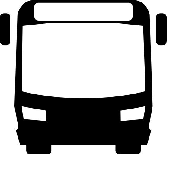 Bus Shuttle Logo